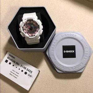 Casio Women's G-Shock Analog Digital Watch